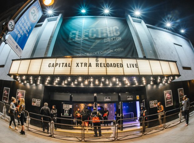 Capital XTRA Reloaded Live Venue