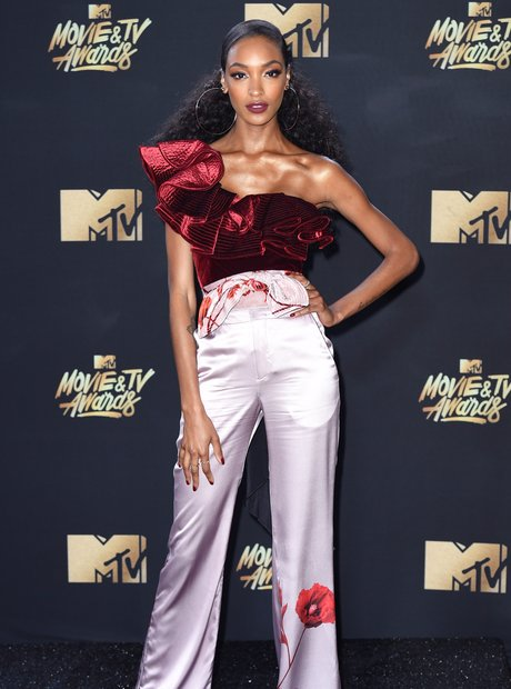 Jourdan Dunn MTV Movie Awards