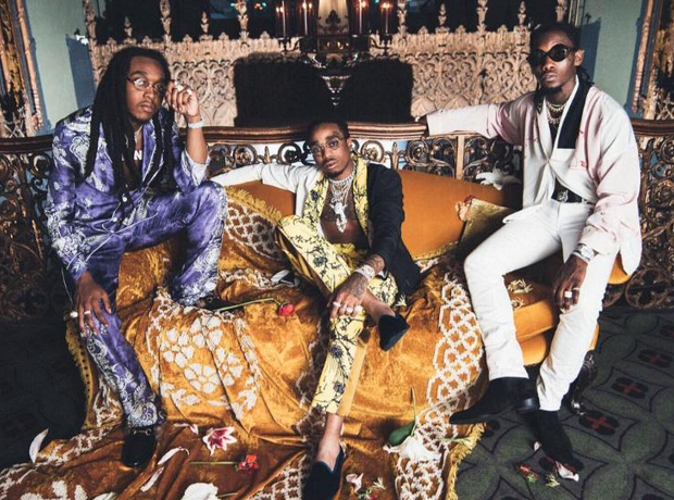 16 Facts You Need To Know About 'Bad & Boujee' Rappers Migos