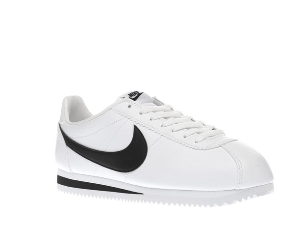 Nike Cortez Classic White And Black