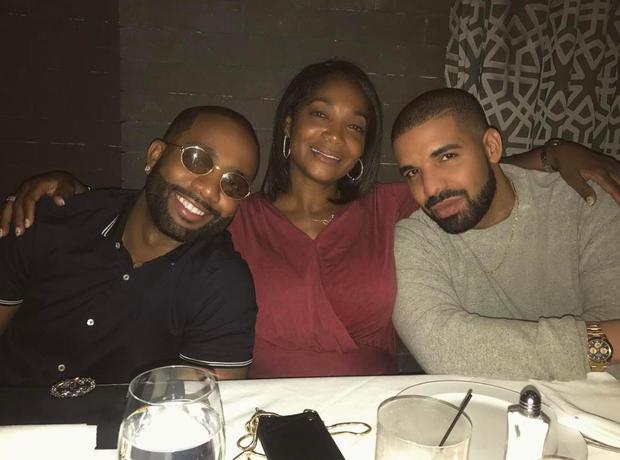 Drake Jas Prince Instagram