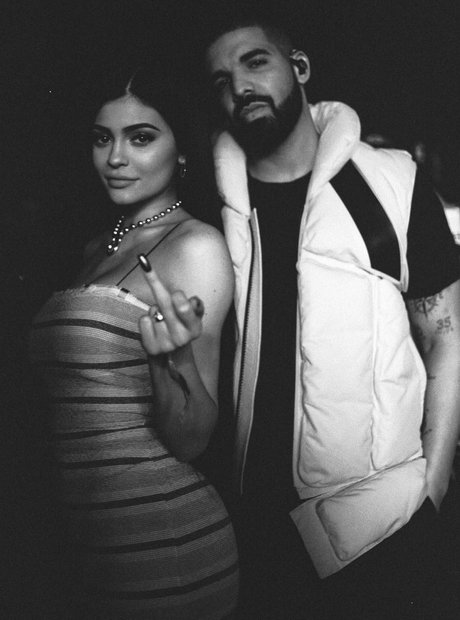 Drake Kylie Jenner Coachella Instagram
