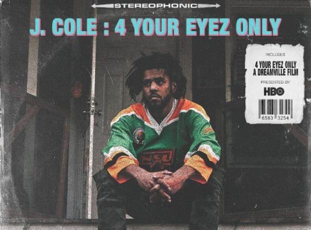 J Cole 80's style