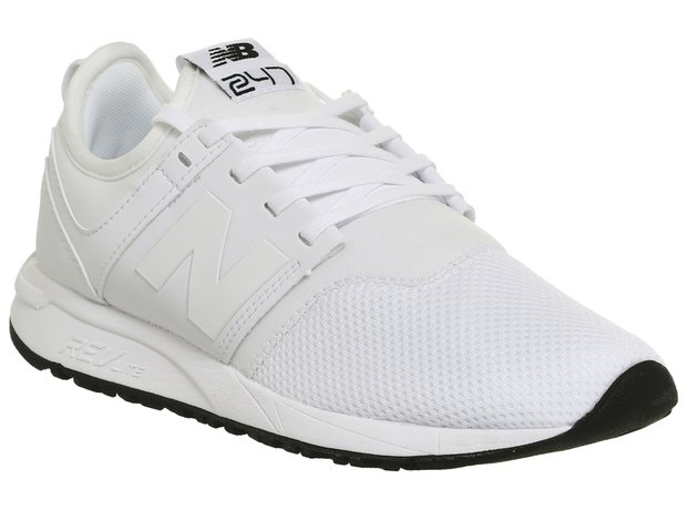 New Balance 247 White Black