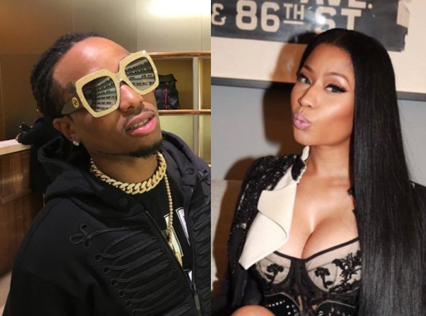 Quavo and Nicki Minaj