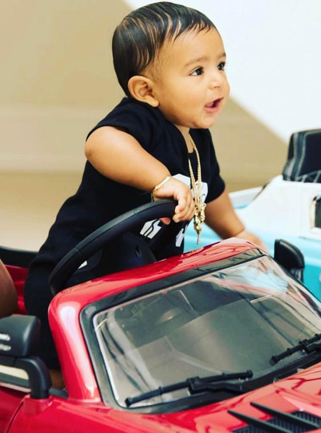 Asahd Khaled Car