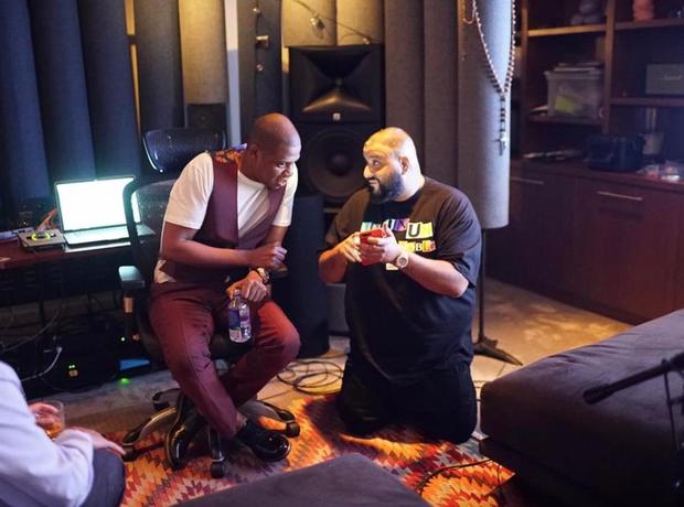 Jay Z DJ Khaled