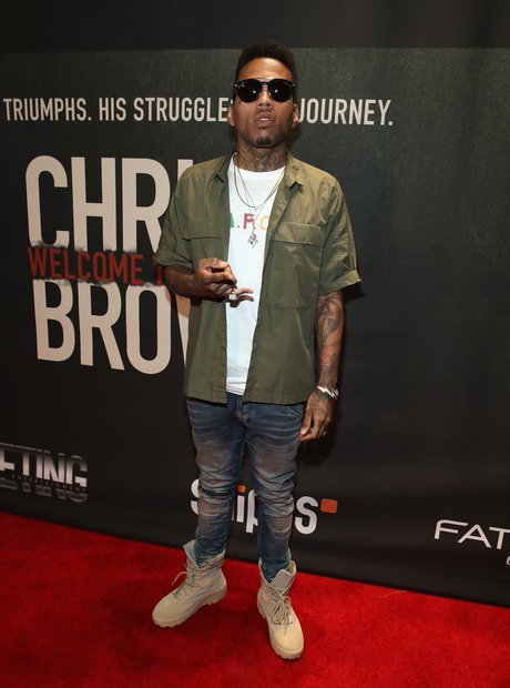 Kid Ink Chris Brown Welcome To My Life Premiere