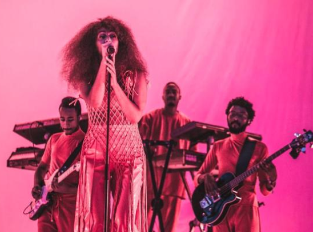 Solange at Primavera Sound 2017