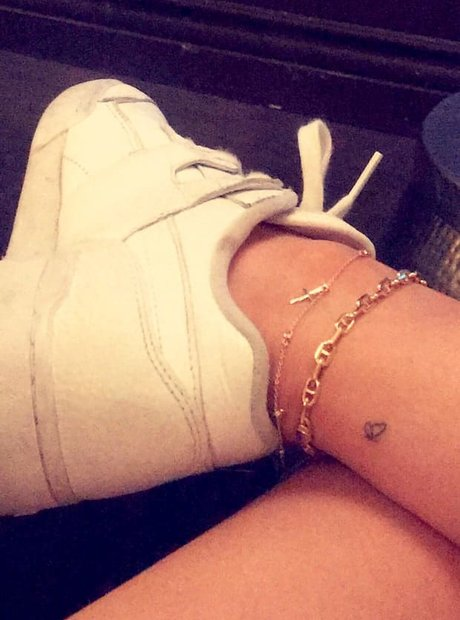 Kylie Jenner gets matching tattoo with Travis Scot