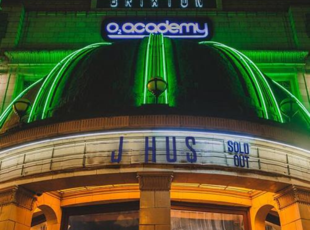 J Hus Brixton Academy