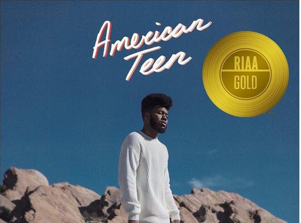 Khalid's debut album American Teen