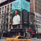 Image 8: Calvin Harris on a billboard in NYC
