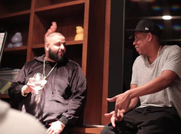DJ Khaled and Jay Z