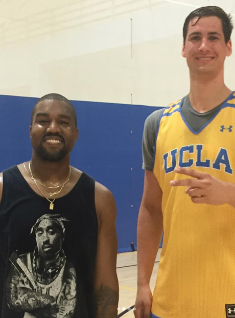 Kanye West 2 Chainz Basketball