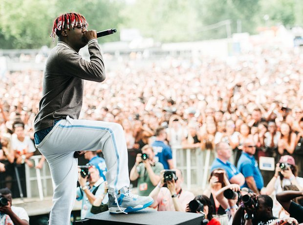 Lil Yachty Wireless 2017