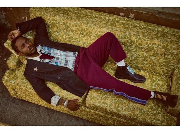 Kendrick Lamar Interview magazine