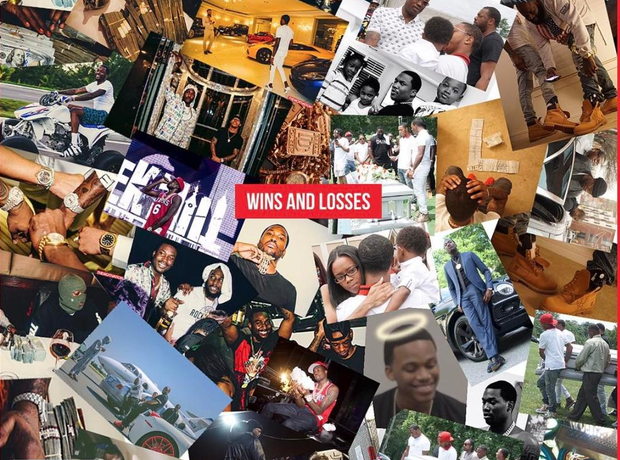 Meek Mill Wins And Losses Album Artwork
