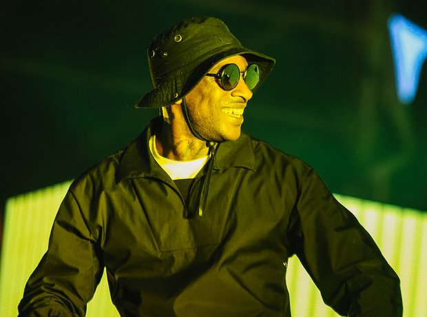 Skepta Wireless Festival 2017
