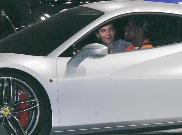 ASAP Rocky Kendall Jenner