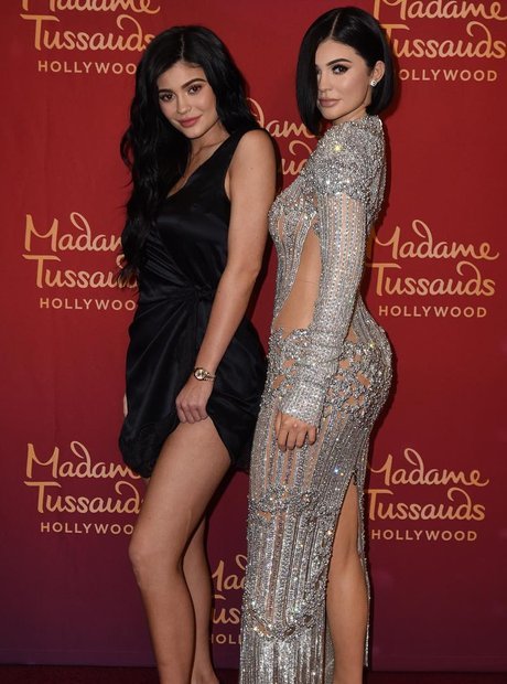Kylie Jenner and her wax work in LA