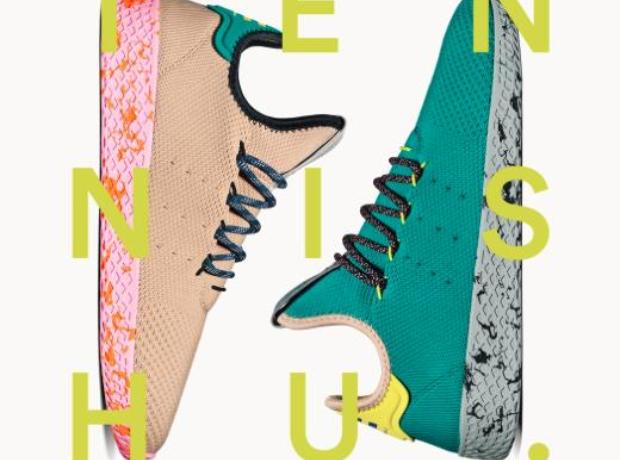 Pharrell Wiliams Tennis HU Adidas Originals