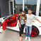 Image 7: Blac Chyna and her new 2017 Ferrari 488 Spider