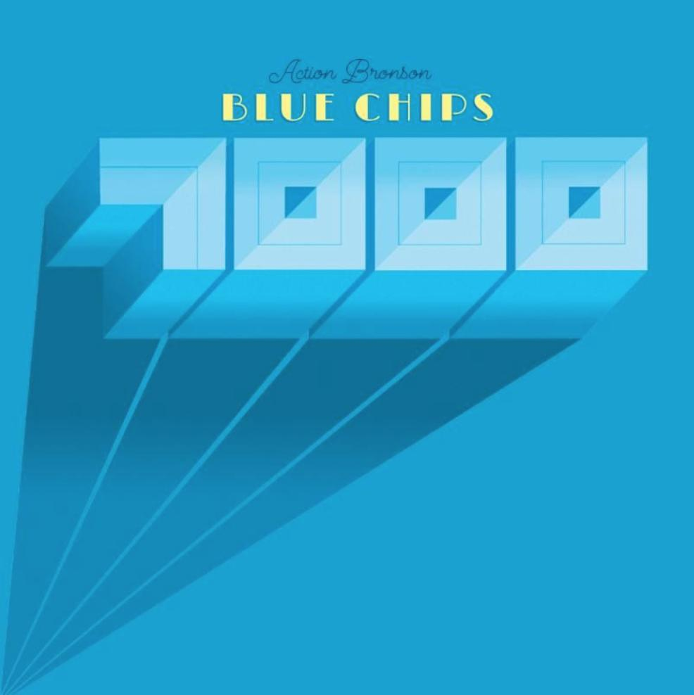 Action Bronson Blue Chips 7000