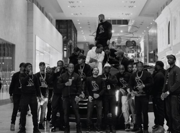 Drake teases new OVO store with 'Gyalchester' vide