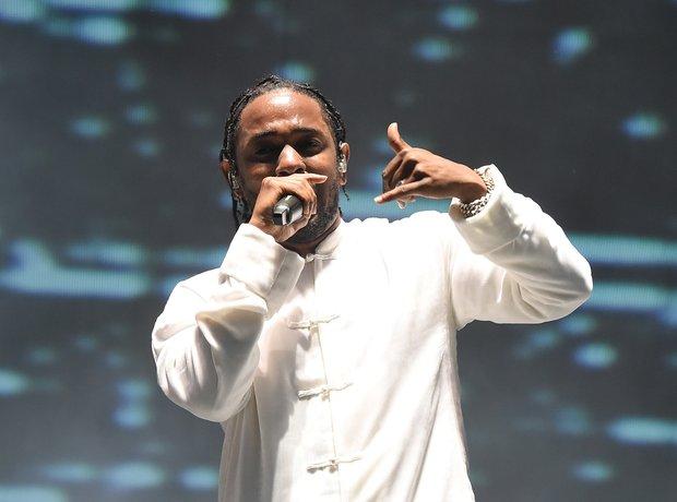 Kendrick Lamar Coachella 2017