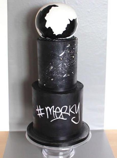 Stormzy's epic birthday cake