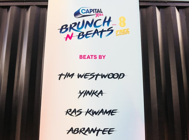 Capital XTRA #BrunchNBeats at Boxpark Croydon
