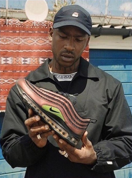 Skepta Nike Air Collaboration
