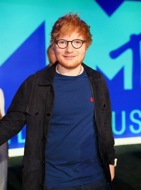 Ed Sheeran VMAS 2017
