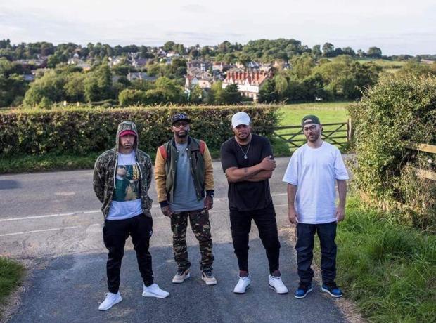 Eminem Leeds Countryside