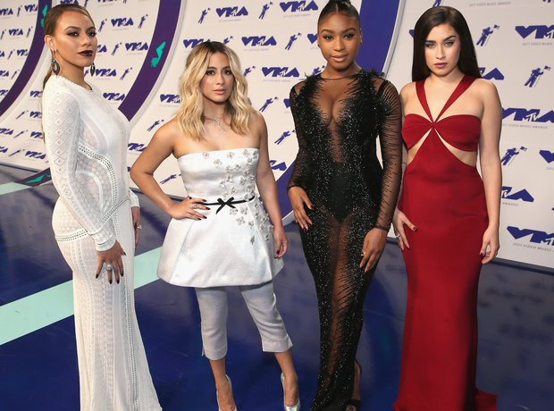 Fifth Harmony VMAs 2017