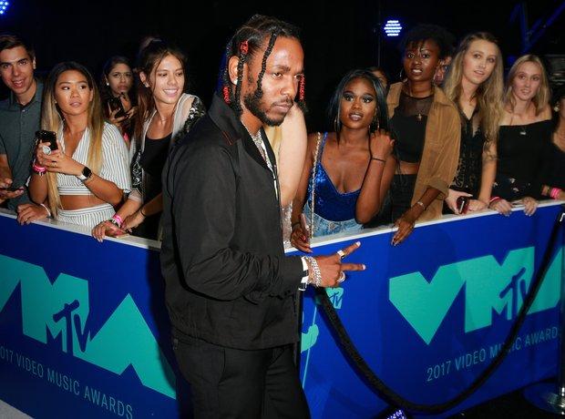 Kendrick Lamar VMAS 2017