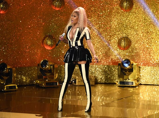 Nick Minaj VMAS 2017