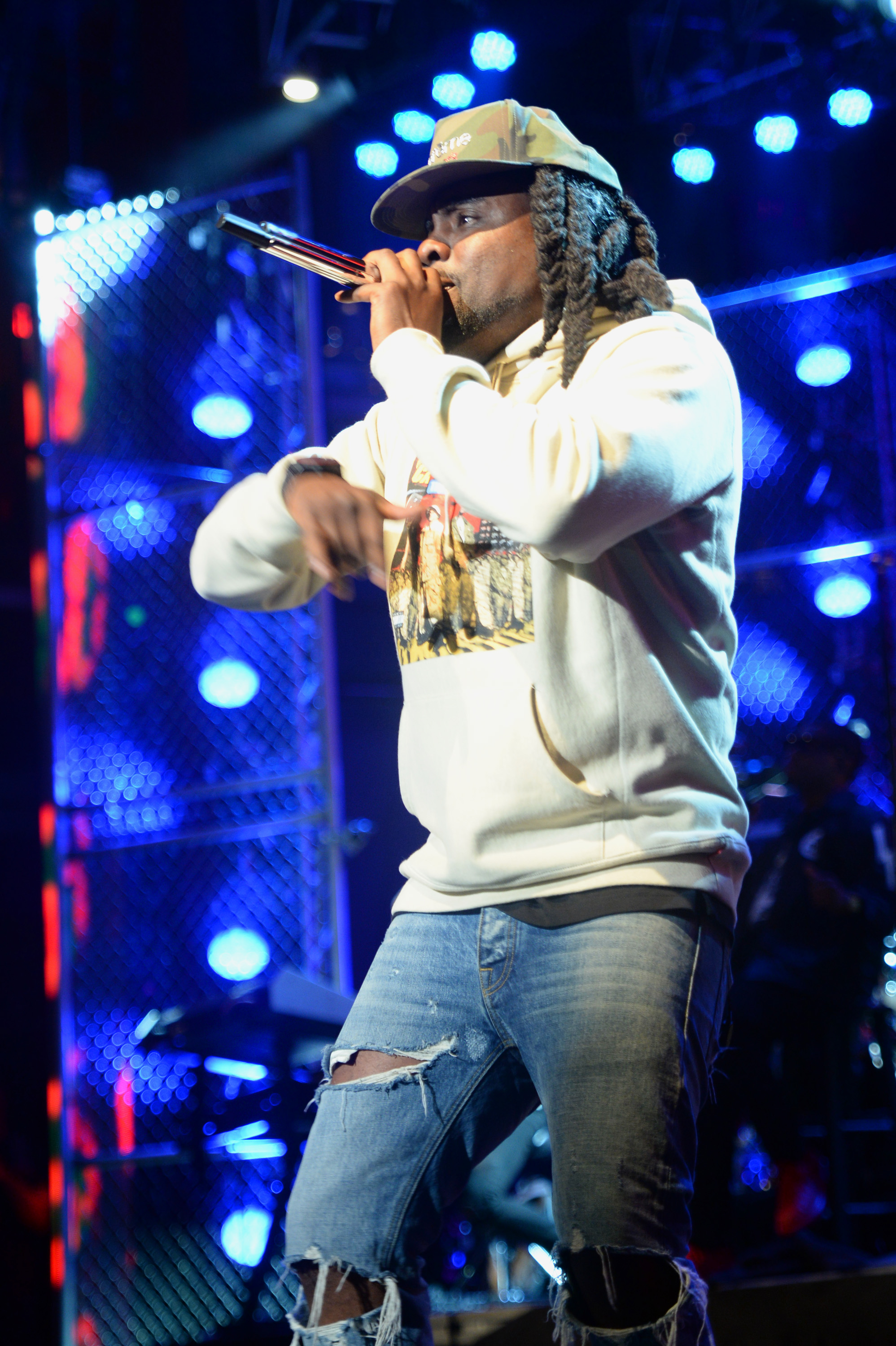 Wale Former Athlete