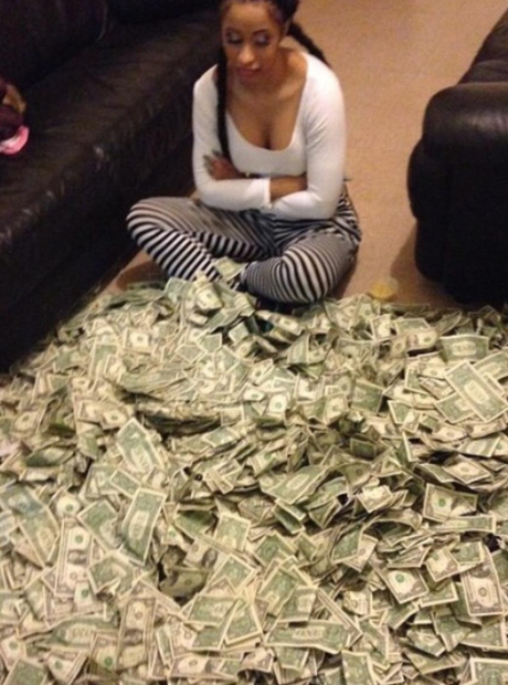 Congratulate, Real stripper money pictures