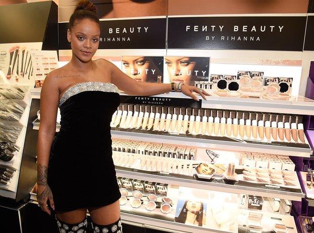 Rihanna Makeup Fenty Beauty
