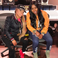 Image 8: Remy Ma and Lil Kim in the studio together