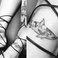 Image 1: Rihanna shark tattoo