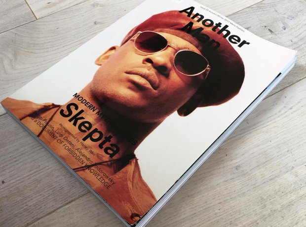 Skepta Another Magazine