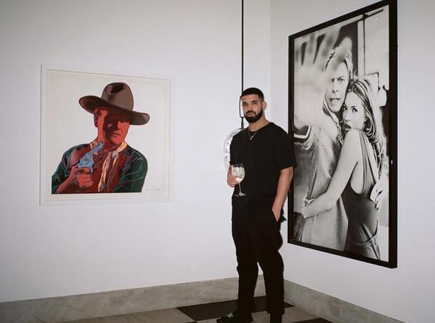 Drake Toronto Apartment