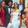 Image 4: Blue Ivy wears a $5,000 dress to a wedding