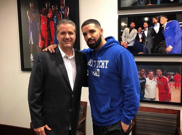 Drake Kentucky Blue Madness
