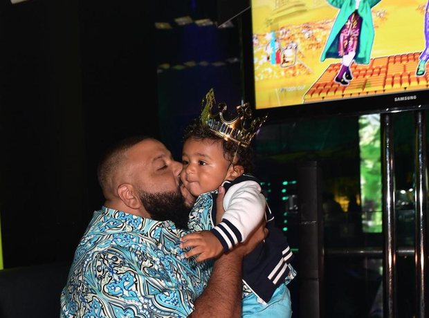 Asahd Khaled Birthday