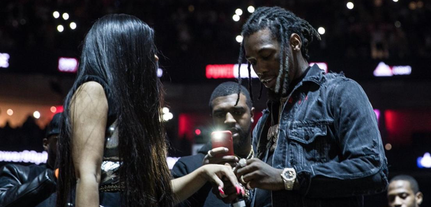 Cardi B Reveals New Offset Tattoo Photo: Cardi B & Offset Reveal Why They Have Put Their Wedding