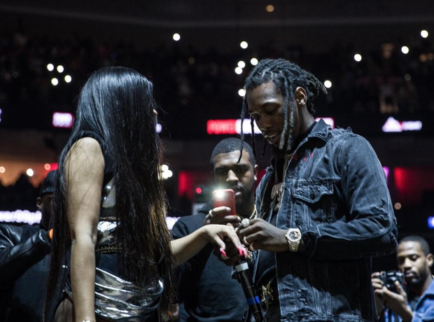 Cardi B Offset Proposal